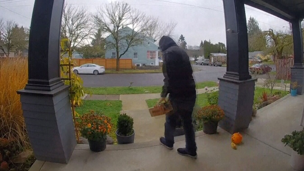 How to protect yourself from so called 'porch pirates' this December