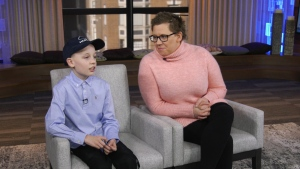 Henry and Britsol Debowski talk about their tough year dealing with Henry's cancer treatments.