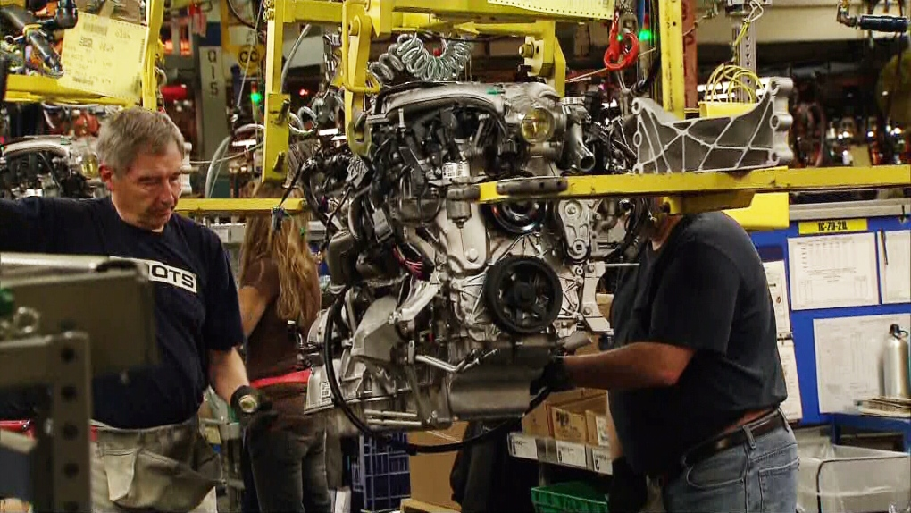 'This is the week we've been trying to avoid for years': Vehicle production ending in days at GM's Oshawa plant