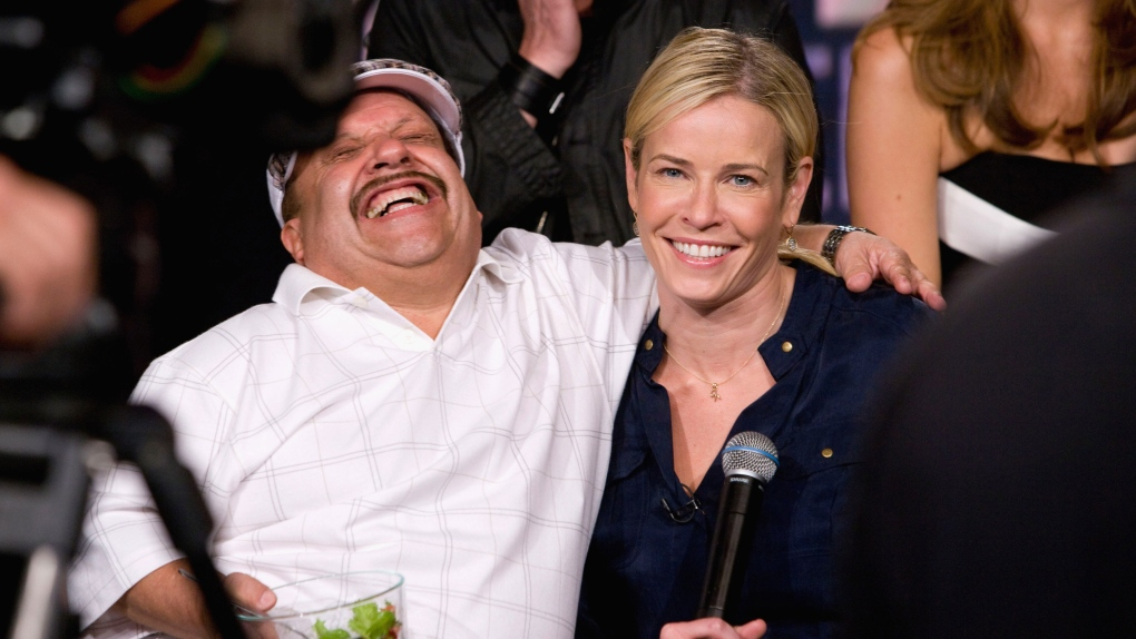 Chelsea Handler sidekick Chuy Bravo's cause of death revealed