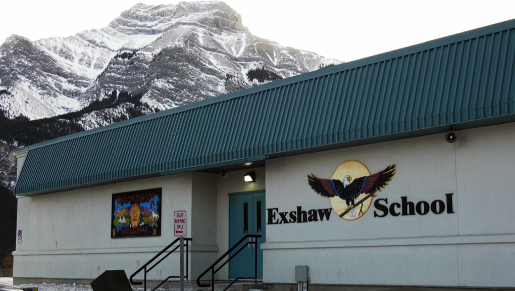 Trustees vote to repurpose Exshaw School, education minister Adriana LaGrange calls on feds to intervene