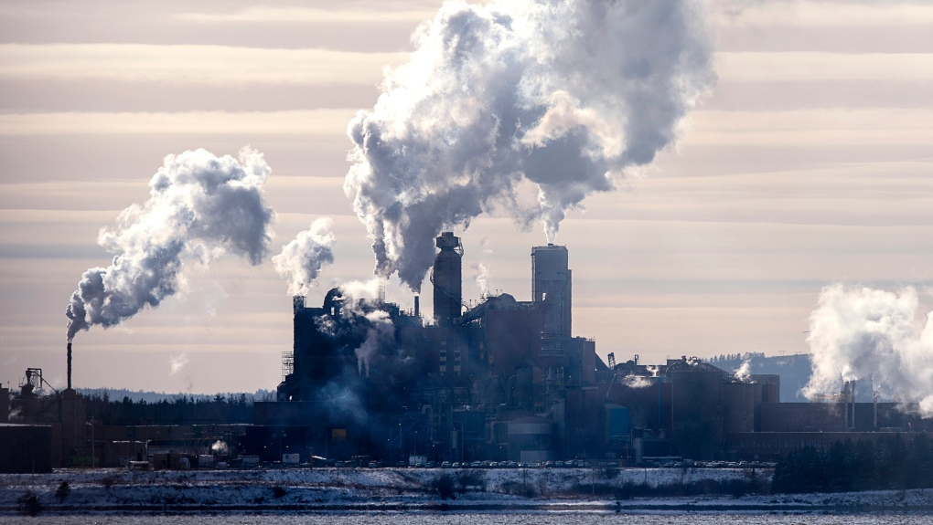 Wastewater from Nova Scotia pulp mill to flow past legislated closure