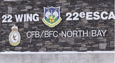 22 Wing Canadian Forces Base North Bay