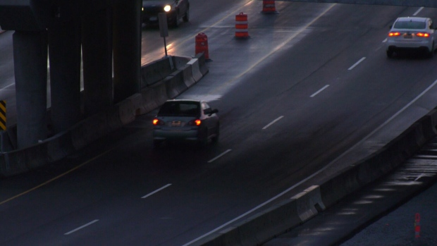 McKenzie Interchange to close overnight for construction this week
