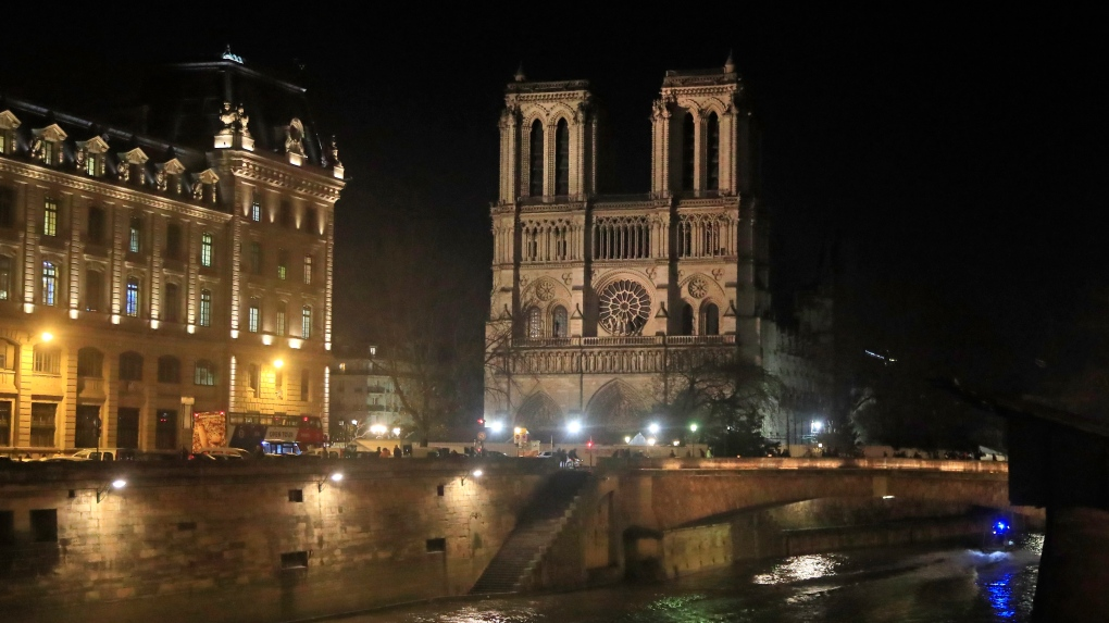 Notre Dame Cathedral To Miss First Christmas In Centuries Ctv News