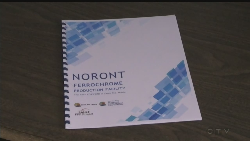 Batchewana First Nation opposes ferrochrome development