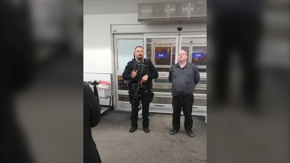Red Deer Walmart fatal shooting