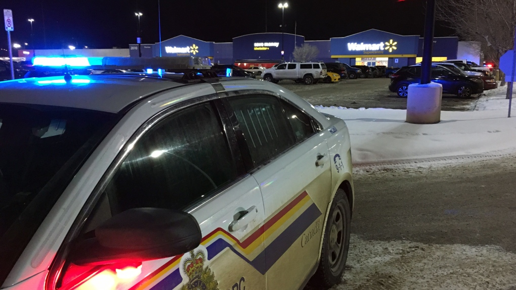 Police say fatal Red Deer Walmart shooting not targeted as pair charged