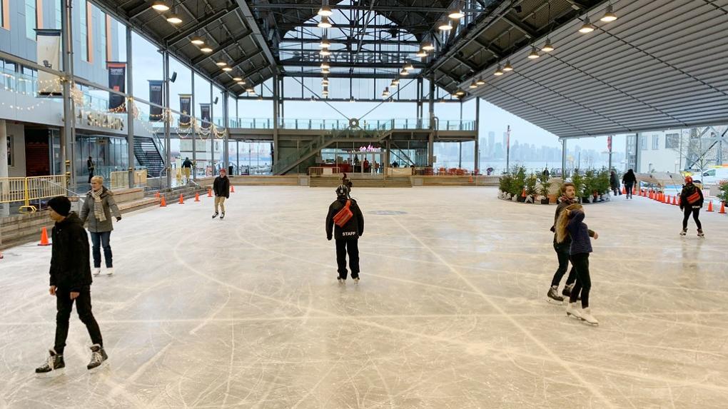 Shipyards skating rink