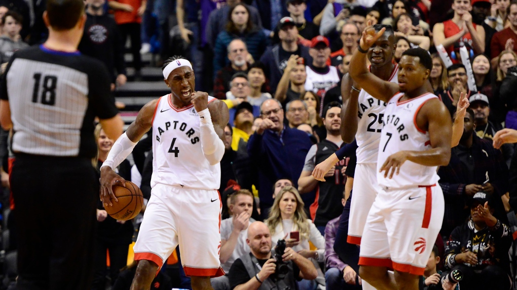 Raptors overcome 30-point deficit in franchise record comeback against Mavericks