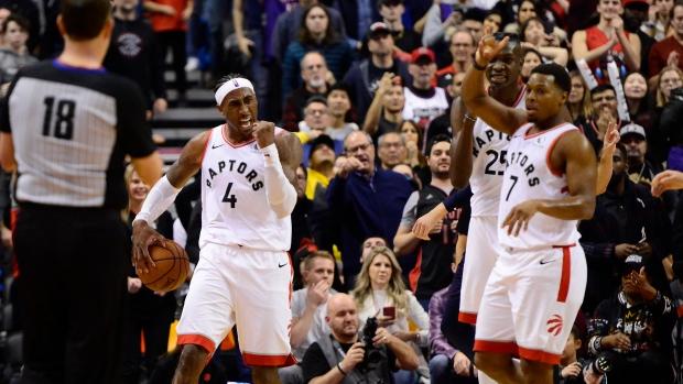 Raptors record biggest comeback in franchise history to beat Dallas 110-107