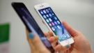 The iPhone 7 and 7 Plus were the first Apple phones to come without headphone jacks. (Sefa Karacan/Anadolu Agency/Getty Images/CNN)