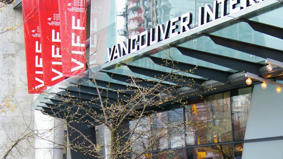 The Vancouver International Film Centre in downtown Vancouver is seen in this image from the Vancouver International Film Festival Facebook page.