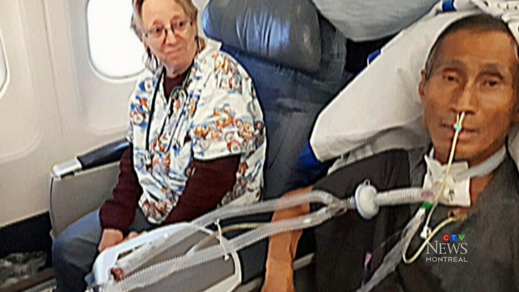 Montreal man paralyzed on vacation; family raising money for medical bills