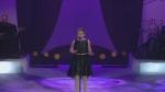 10-year-old Elayna Skaraba sings I Want a Hippopotamus for Christmas on the 2019 CTV Lion's Children's Christmas Telethon.