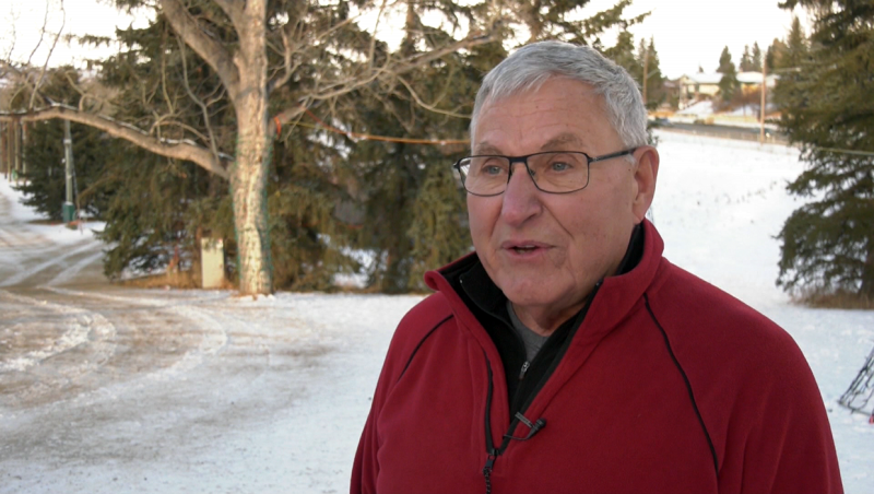 Otto Silzer is this week's Inspired Albertan