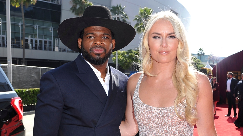 Vonn, Subban reveal who proposed to who