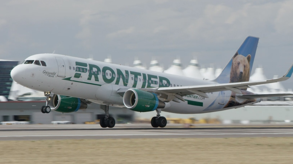 2 women sue Frontier Airlines over alleged sexual assaults by passengers