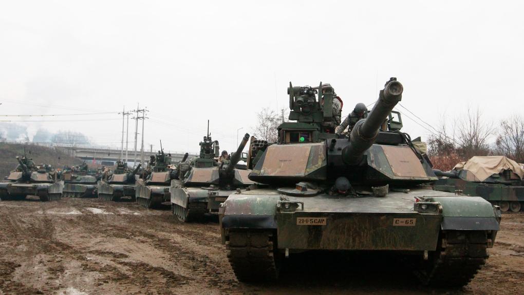 U.S. military base blares false alarm amid North Korea concerns