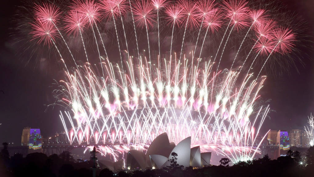 New Year S Fireworks Ok D In Sydney As Wildfire Risk Worsens Ctv News