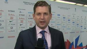 CTV National News: Pressure for Team Canada