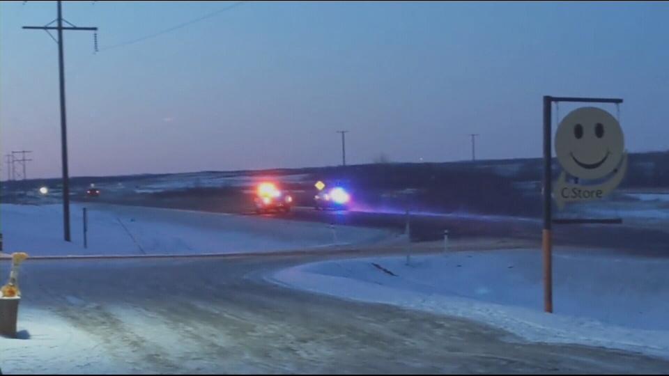 RCMP, Killam, Hardisty, police chase