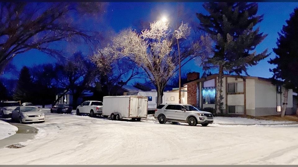 Ruyndle shooting Calgary