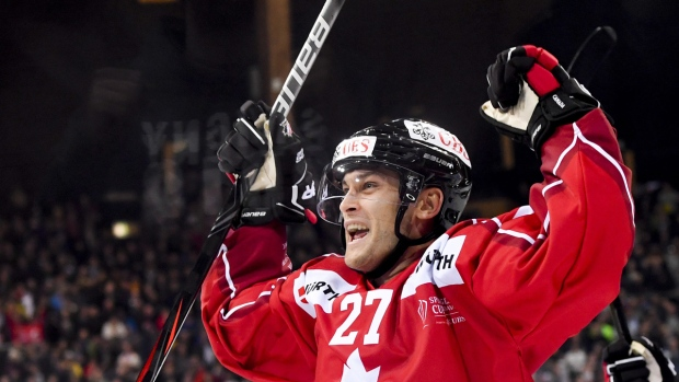 Kevin Clark scores two as Canada returns to Spengler Cup final