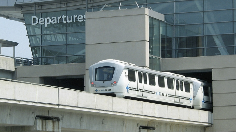 Bombardier Transportation's JFK AirTrain