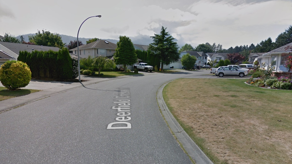 Deerfield Crescent, Chilliwack