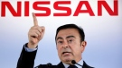 In this May 11, 2012, file photo, then Nissan Motor Co. President and CEO Carlos Ghosn speak during a press conference in Yokohama, near Tokyo. (AP Photo/Koji Sasahara, File)