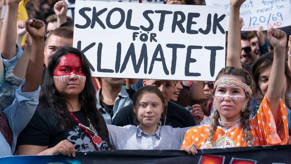 Greta Thunberg pledges million-dollar rights prize to green groups