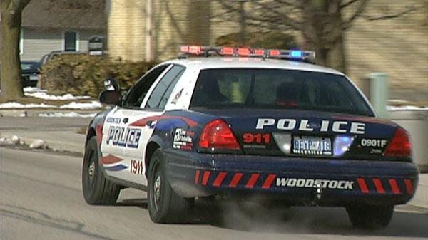 Woodstock, police