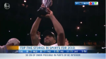 Sports stories of 2019