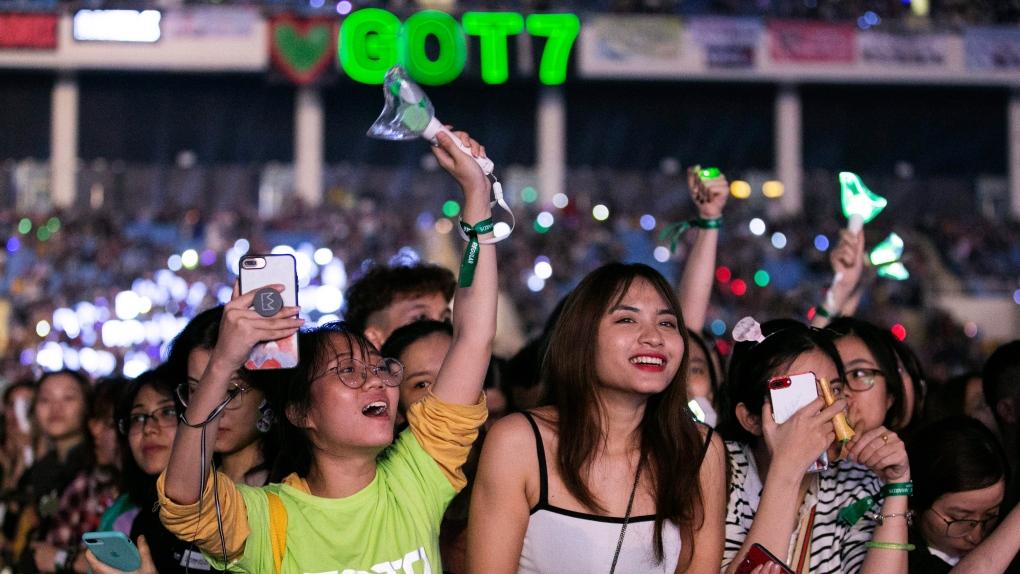 What's the secret to K-pop's success? The fans | CTV News