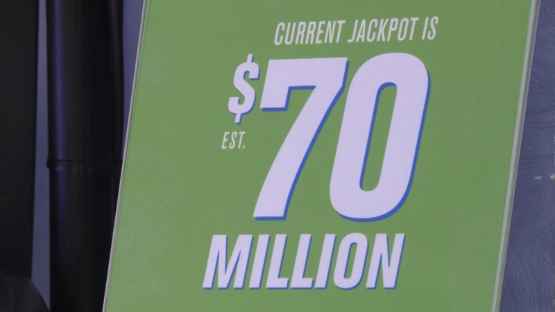 The maximum Lotto Max jackpot was increased to $70 million in May 2019, but the Friday, Jan. 3 draw is the first to offer the new prize.