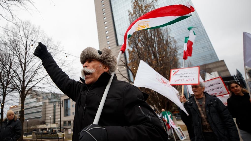 Iranian Canadian