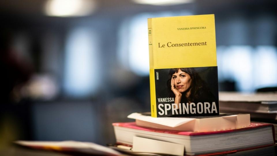 Consent by Springora