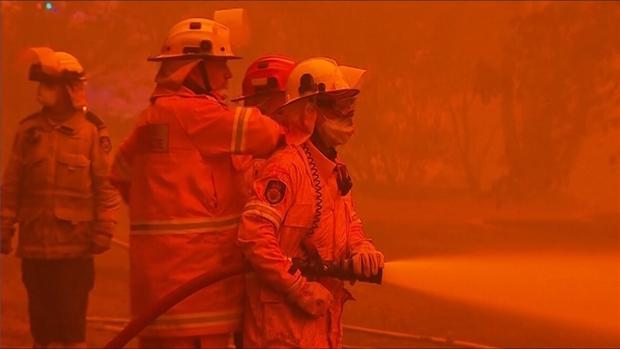 fire fight australia - photo #28