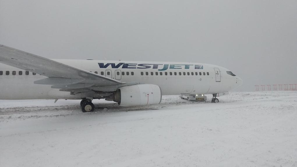 WestJet Flight 248