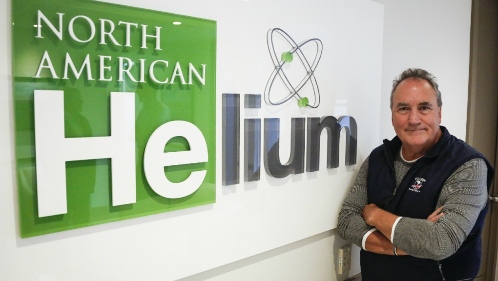 North American Helium