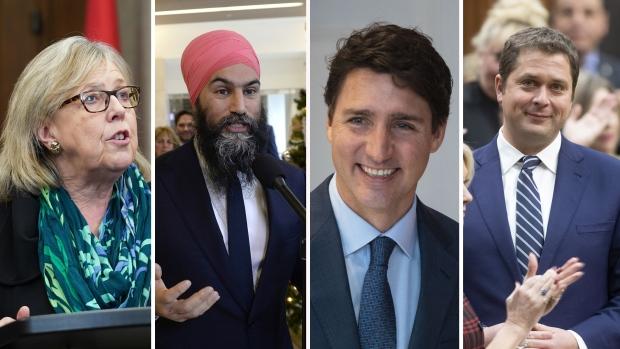 Federal leader composite