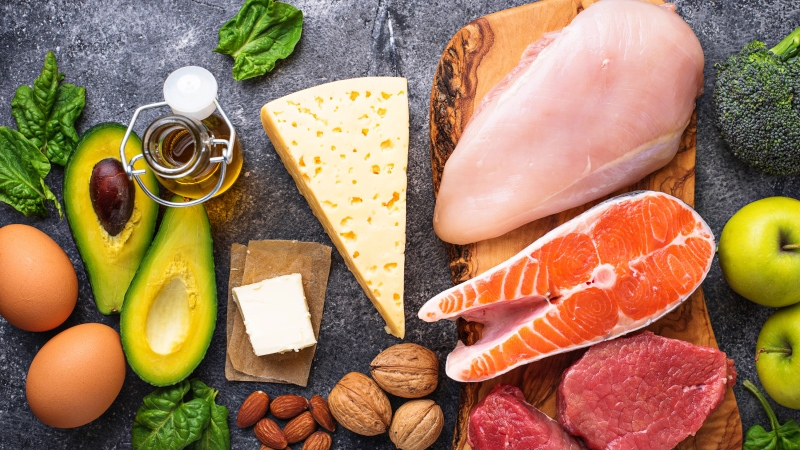 The keto diet calls for banning carbs to make your body burn fat for fuel. (Shutterstock / CNN)