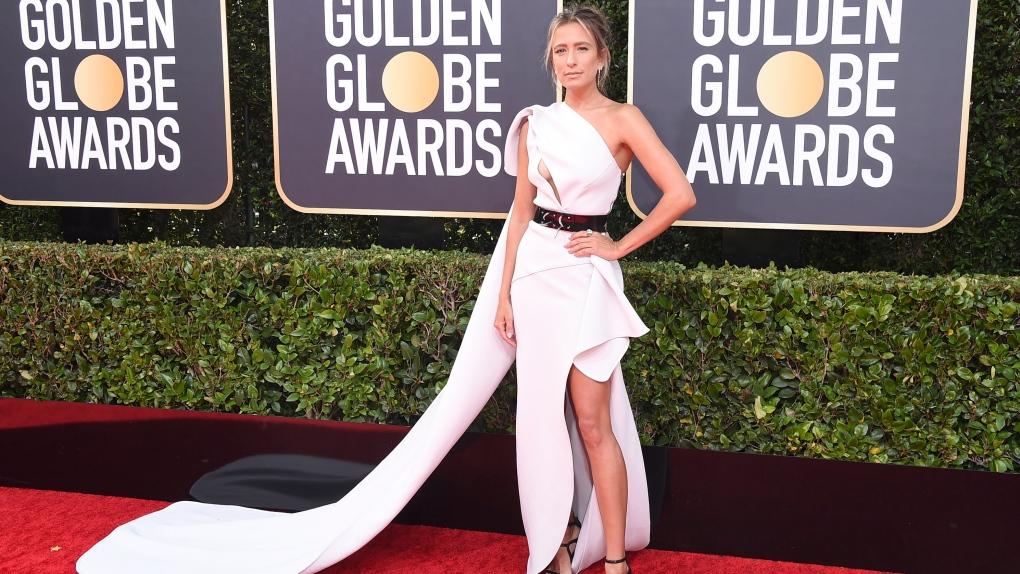Celebrities Walk The Red Carpet At 2019 Golden Globes