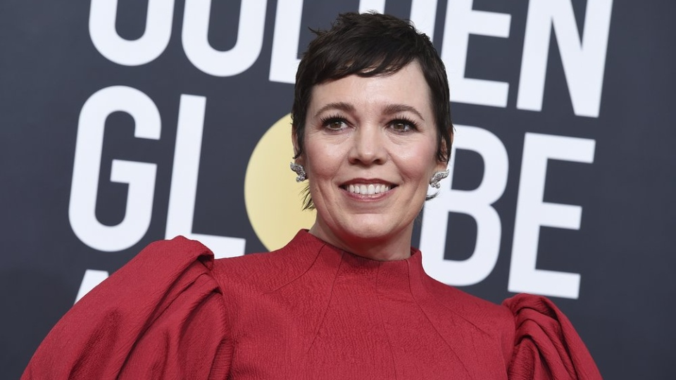 Olivia Colman arrives at the 77th annual Golden Globe Awards at the Beverly Hilton Hotel on Sunday, Jan. 5, 2020, in Beverly Hills, Calif. (Photo by Jordan Strauss/Invision/AP)