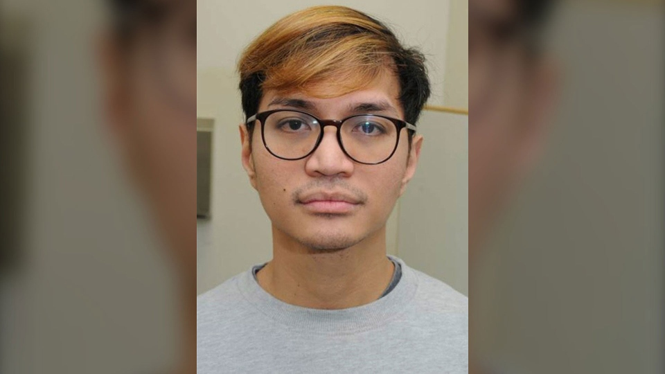 "This is an undated handout photo issued by Greater Manchester Police (GMP) on Monday, Jan. 6, 2020 of Reynhard Sinaga. A man described as ""the most prolific rapist in British legal history"" has been sentenced to life in prison with a possible release after 30 years following his conviction for sexual offenses against 48 men. (GMP via AP)"
