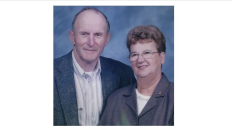 Robert and Janet Perry are shown in this undated photo. (Courtesy Pomeroy Funeral Home)