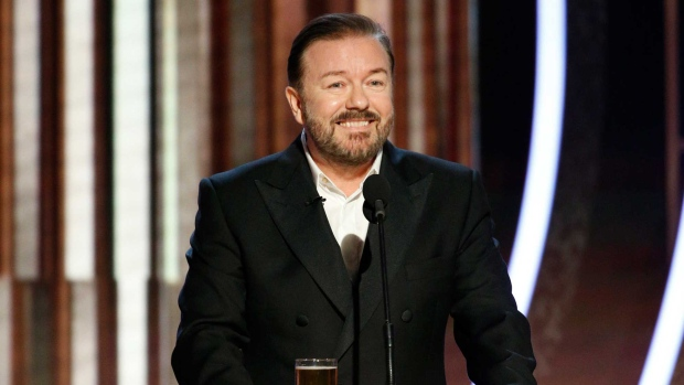 Ricky Gervais says this Vancouver beer is the best he's ever tasted