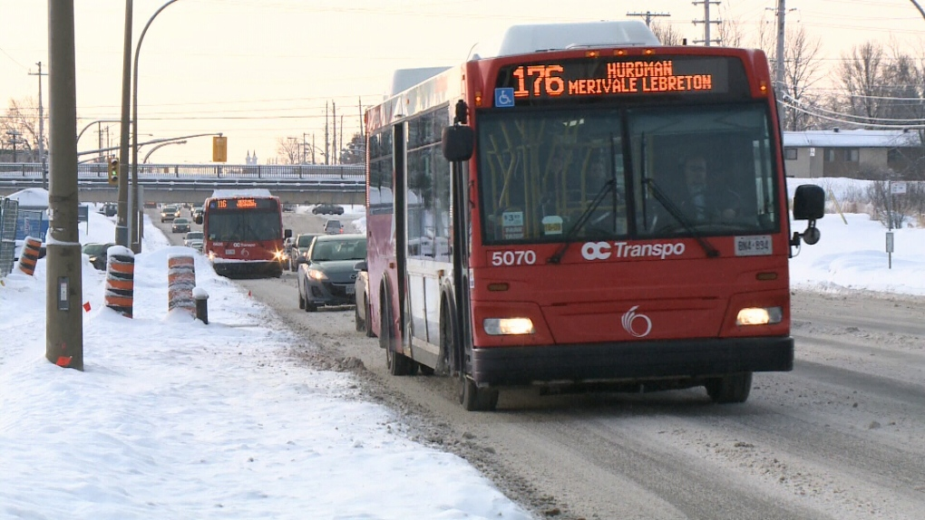 OC Transpo's added bus service begins