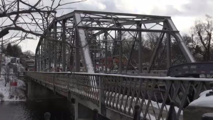 Badley Bridge Elora Wellington County